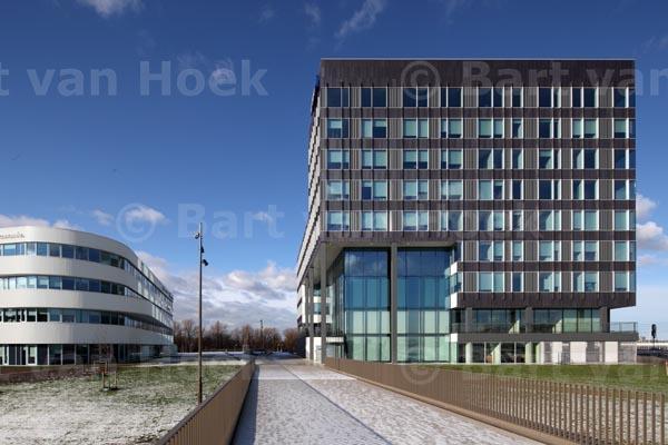 2 kantoorgebouwen Ypenburg