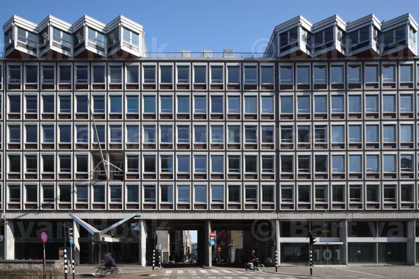 Metropool-gebouw