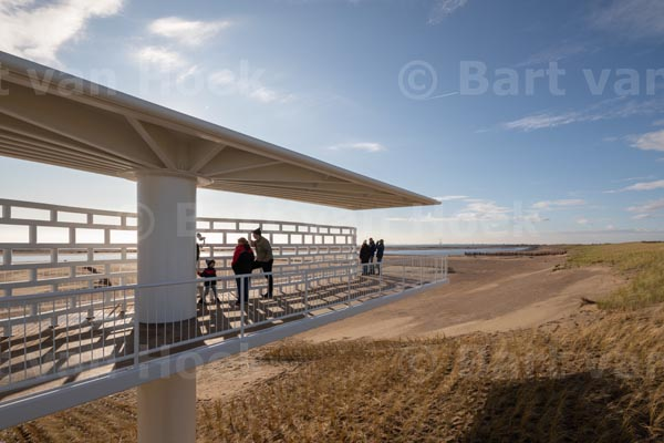 Paviljoen voor de Vogelaar