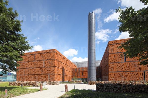 Biomassacentrale De Purmer